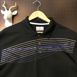 Men's Grand Slam Golf Polo with AirFlow sz XL